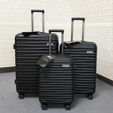 """Conte de voyage set de bagages de voyage avec roues, chariot valise de voyage, ABS, 20 """"24"""" 28"""""""