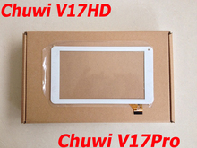 New Chuwi V17Pro V17HD tablet Touch Screen Panel Digitizer Glass Handwritten Screen Plate Touch Screen