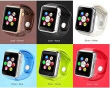 A1 Besser Als DZ09 Uhr 1,54 zoll 2,0 Mt Kamera Bluetooth3.0 GSM-SIM-KARTE Sport SmartWatch Armband für Android IOS apple uhr