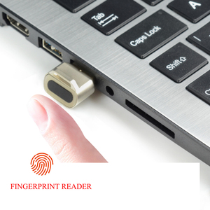 Image 5 - USB صغير قارئ بصمات الايدي وحدة جهاز التعرف على ويندوز 10 مرحبا مفتاح الأمن البيومترية 360 اللمس