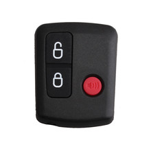 3 Buttons 433MHZ Fit For Ford BA BF Falcon Territory SX SY Ute/Wagon 02′-10′ Car Remote Replacement Refit Car Key
