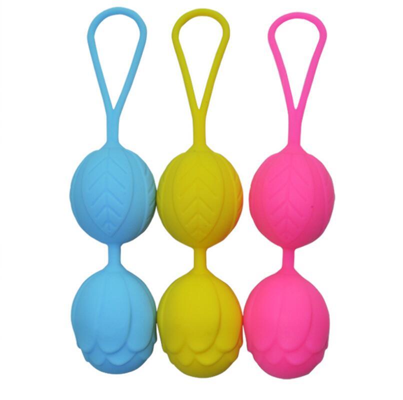 Magie Schrumpfen Ball Frauen Gesundheit Massage Produkte Vaginalen Kontraktion Kompakte Trainingsgerät Vaginale Hantel Vaginale Globules Attraktive Designs; Sexspielzeug
