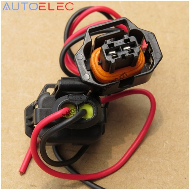 10pcs pigtail connector pt2183 fuel injection harness wiring chevrolet  diesel new for lly lbz llm saab 9-3 & 9-5 1 9 diesel repa