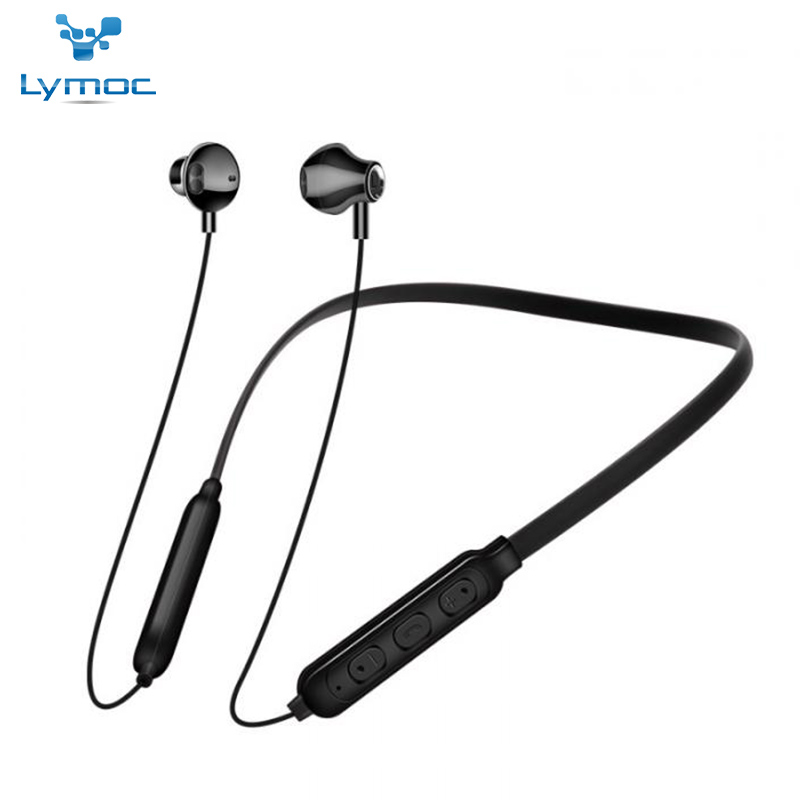 LYMOC Sports Bluetooth Earphones Neckband Wireless Headphones Stereo Headsets Running For IPhone Samsung Huawei Xiaomi Phone