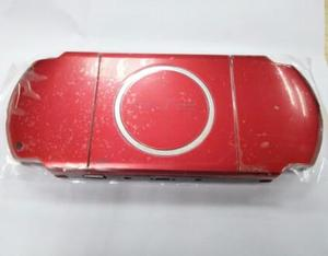 Image 2 - شحن مجاني 6 ألوان ل PSP 3000 PSP3000 كامل الإسكان شل غطاء علبة استبدال أزرار أطقم