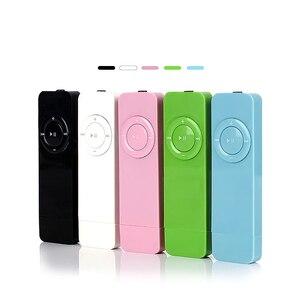 Image 2 - USB Dòng Trong Thẻ MP3 Cầu Thủ U Đĩa MP3 Máy Nghe Reproductor De Musica Âm Thanh Lossless Âm Nhạc Truyền Thông MP3 Người Chơi hỗ Trợ Micro Thẻ TF