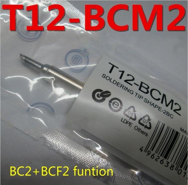 Updates T12 BCM2 Ersetzen Löten Lötspitze Für Hakko Form 2BC PCB ...