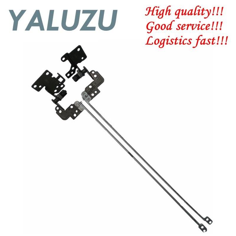 YALUZU новая петля для acer Aspire E5-522 E5-522G E5-532 E5-552 E5-552G E5-573 ЖК-дисплей Экран Поддержка шарнирные петли слева и справа