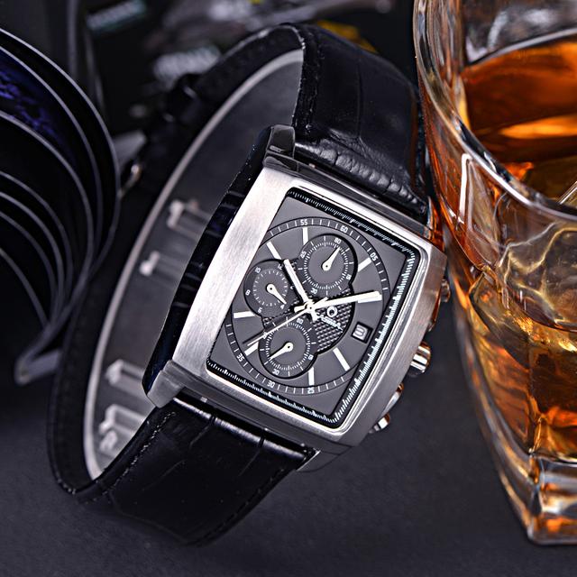 CASIMA 2016 Quartz Watch Men Watches Top Brand Luxury Famous Wristwatch Male Clock Wrist Watch Relogio Masculino waterproof 100m