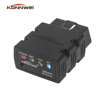 KW902 Elm327 Bluetooth OBD2 V1 5 Elm 327 V 1 5 Bluetooth Adapter Car Scanner OBD