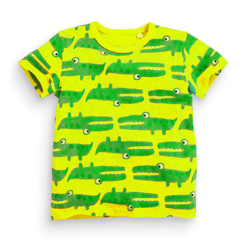 V-TREE Summer T-shirt For Girl Boy Short Sleeve Boys Shirts Cotton Children Boy Clothes Baby Clothing summer t shirts for boys cotton kids shirts dinosaur short sleeve pullover clothes v neck boy t shirt fashion children clothing