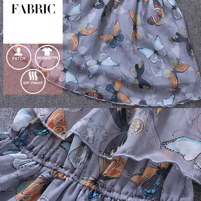 Sukienki dla dziewczynek lato Off ramię sukienki dla dzieci dla dziewczynek sukienki kwiecista, w stylu boho sukienka dla dzieci Party kostium księżniczki Vestidos
