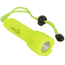 Diving Flashlight 1000LM Waterproof Underwater Torch Light Lamp Swimming Hunting Lighting Yellow Color L0698 P0.3