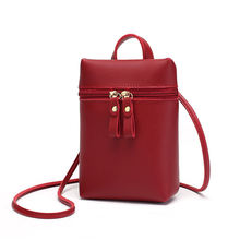 Женская сумка через плечо la maxza модная маленькая короткая