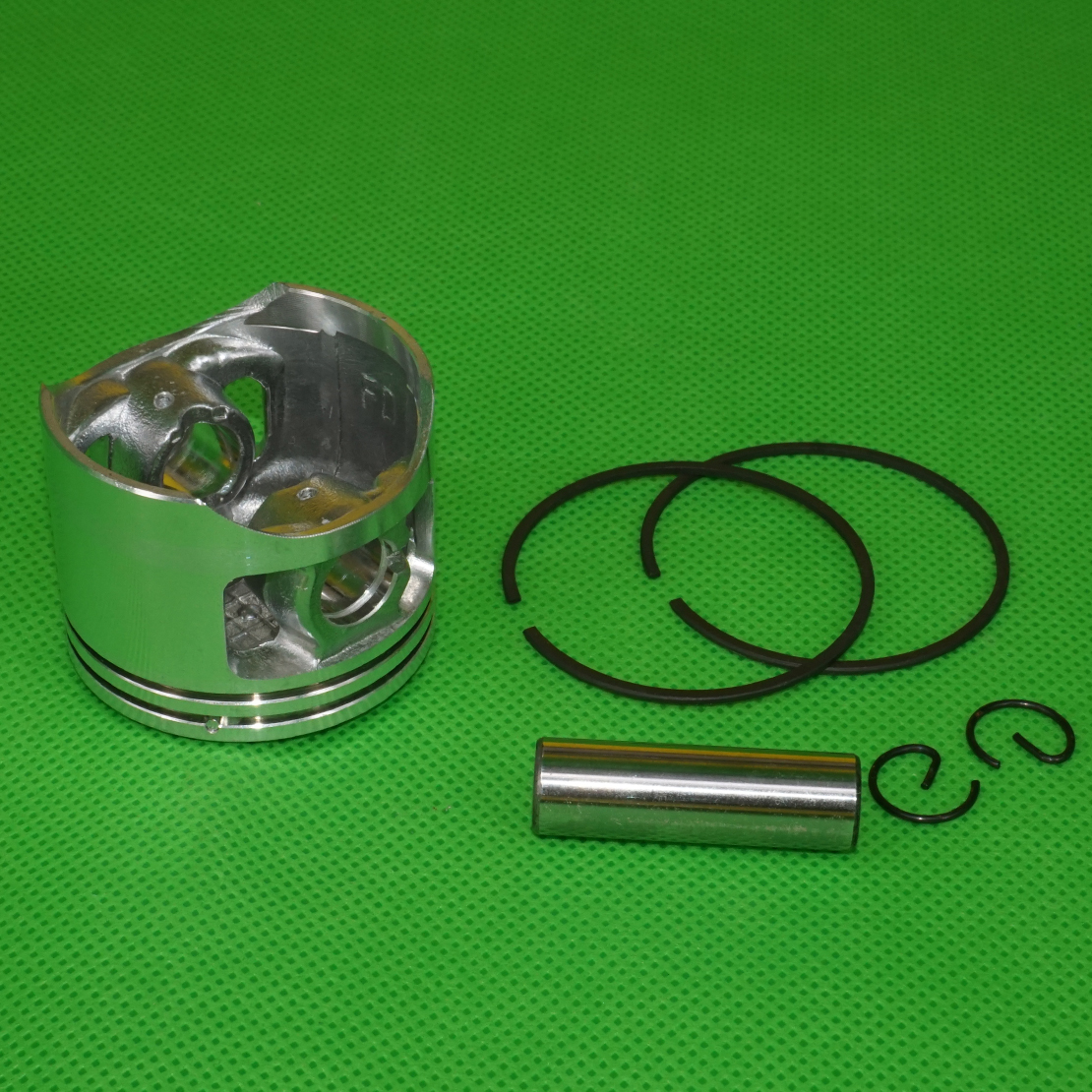 LETAOSK 45mm Piston & Pin & Circlip & Ring Kits Fit For Chinese 4500 5200 5800 45cc 52cc 58cc Chainsaw Accessories