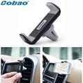 Cobao universal montar titular respiradouro de ar do carro titular do telefone móvel suporte para iphone 5 5s 6 6 s plus galaxy s4 s5 s6 note celular transportadora