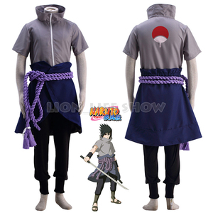 Anime Naruto Sasuke Uchiha Cos
