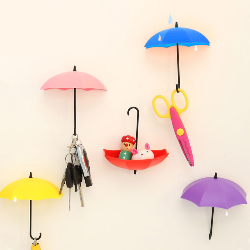 3pcs/lot Umbrella Shaped Creative Hanger 5