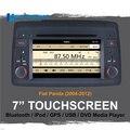 Para Fiat Panda 2004-2012 6.2 ''Tela de Toque Auto Radio Stereo Car DVD GPS Navigation Multimedia Mídia de Áudio e Vídeo jogador