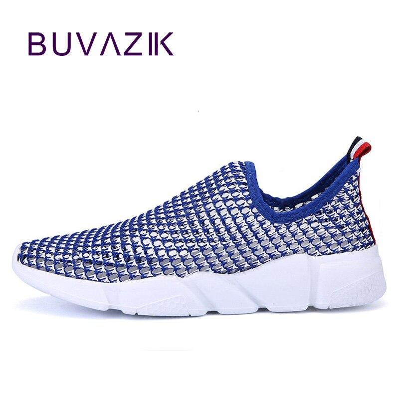 BUVAZIK- ի ամառային բամբակյա շվաբրեր - Տղամարդկանց կոշիկներ - Լուսանկար 1