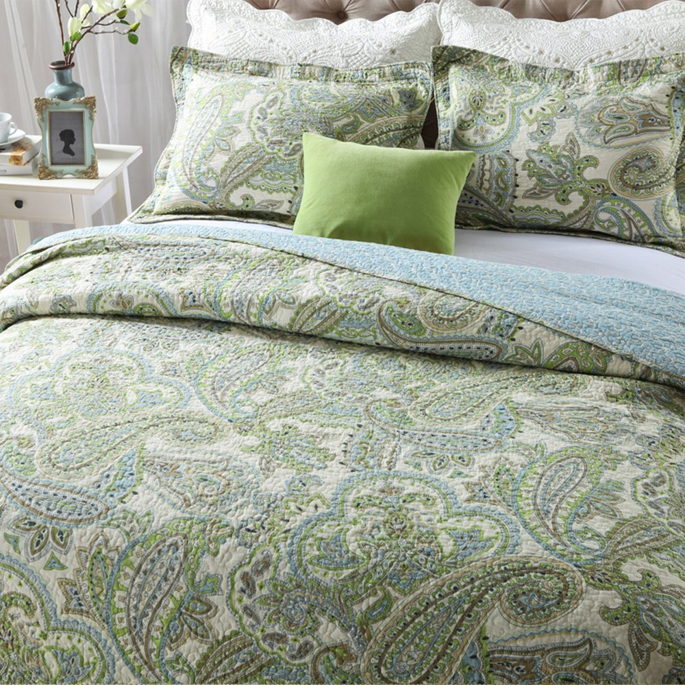 product cone matelass quilt bedding green p zoom coverlet pine kelly kellygreenmatelasse list hill