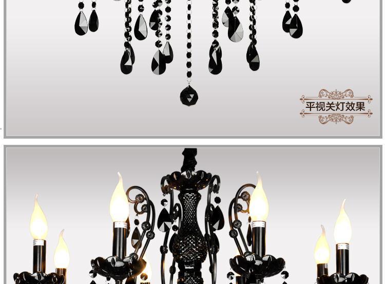 oświetlenie VITRUST żyrandole Luksusowy 18
