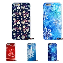 Christmas Snowflake Deer new year Silicone Phone Case For Samsung Galaxy A3 A5 A7 J1 J2 J3 J5 J7 2015 2016 2017