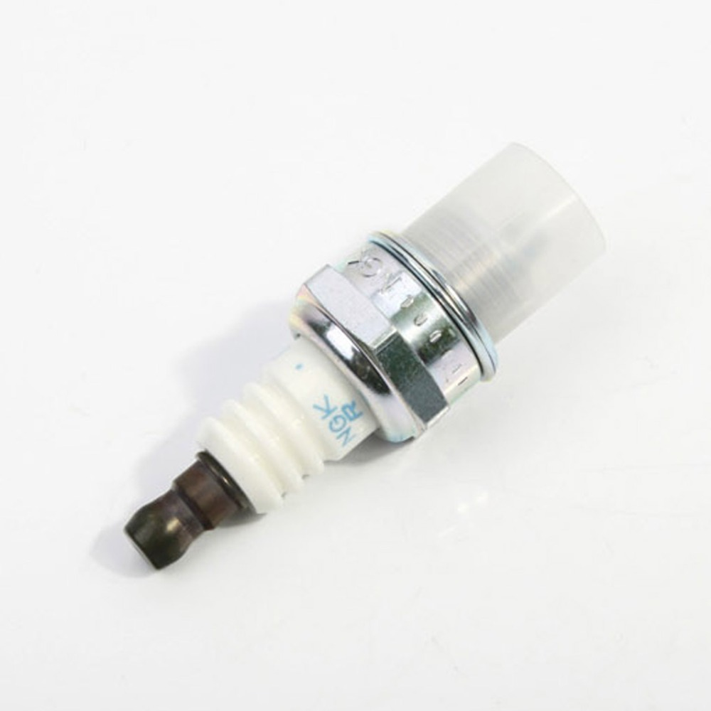 1 Piece NGK BPMR6A Spark Plug for Rcexl CDI Ignition of Twin Cylinder Engine RC Airplane Model Parts купить