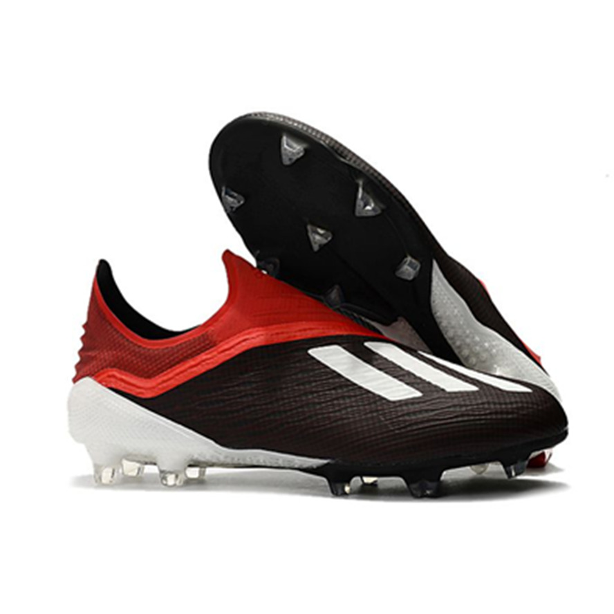 Best Quality 10 Colors MLLZF X 18+ FG Soccer Shoes Mens High Ankle Football Boots Cleats Free ShippingBest Quality 10 Colors MLLZF X 18+ FG Soccer Shoes Mens High Ankle Football Boots Cleats Free Shipping