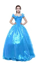 Ensen Noble Elsa Queen Wonderland costumes Snow White dress from Movie Halloween princess costumes for adults