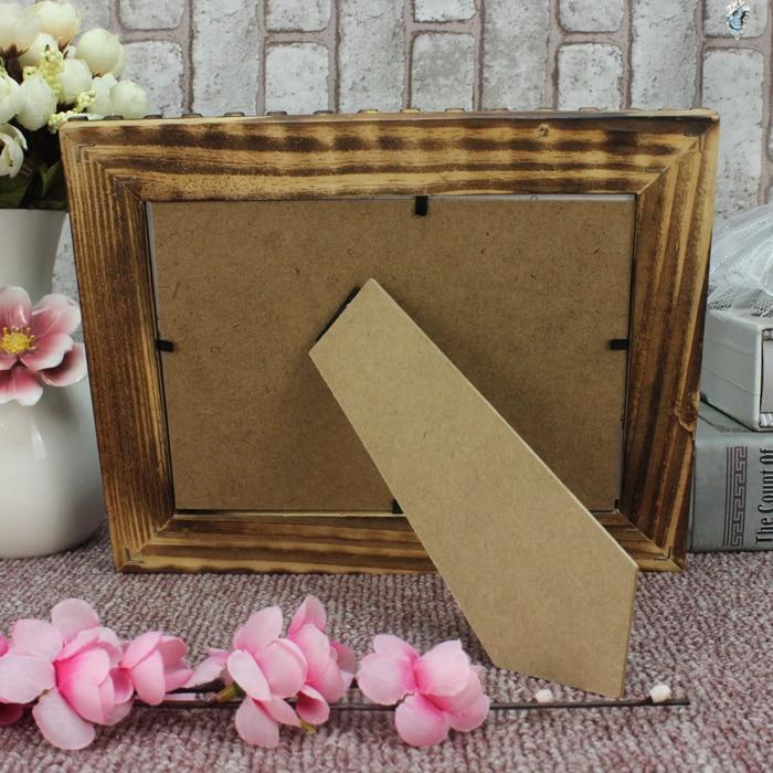2 einheiten/lot) Sehr Klassischen Bilderrahmen, bambus Bild Drucke ...
