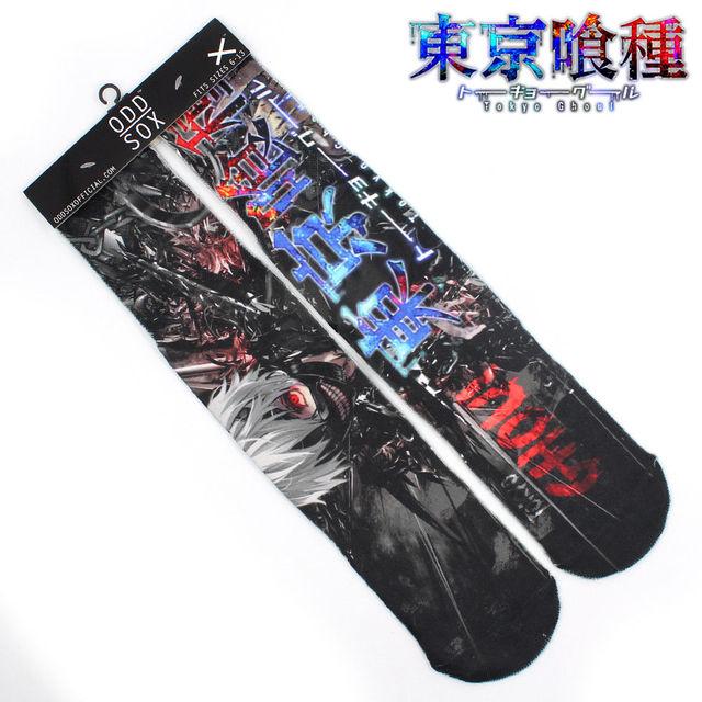 Tokyo Ghoul Kaneki Ken Cotton Socks