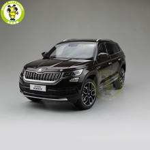 1/18 KODIAQ SUV Diecast Metal SUV CAR MODEL gift hobby colle