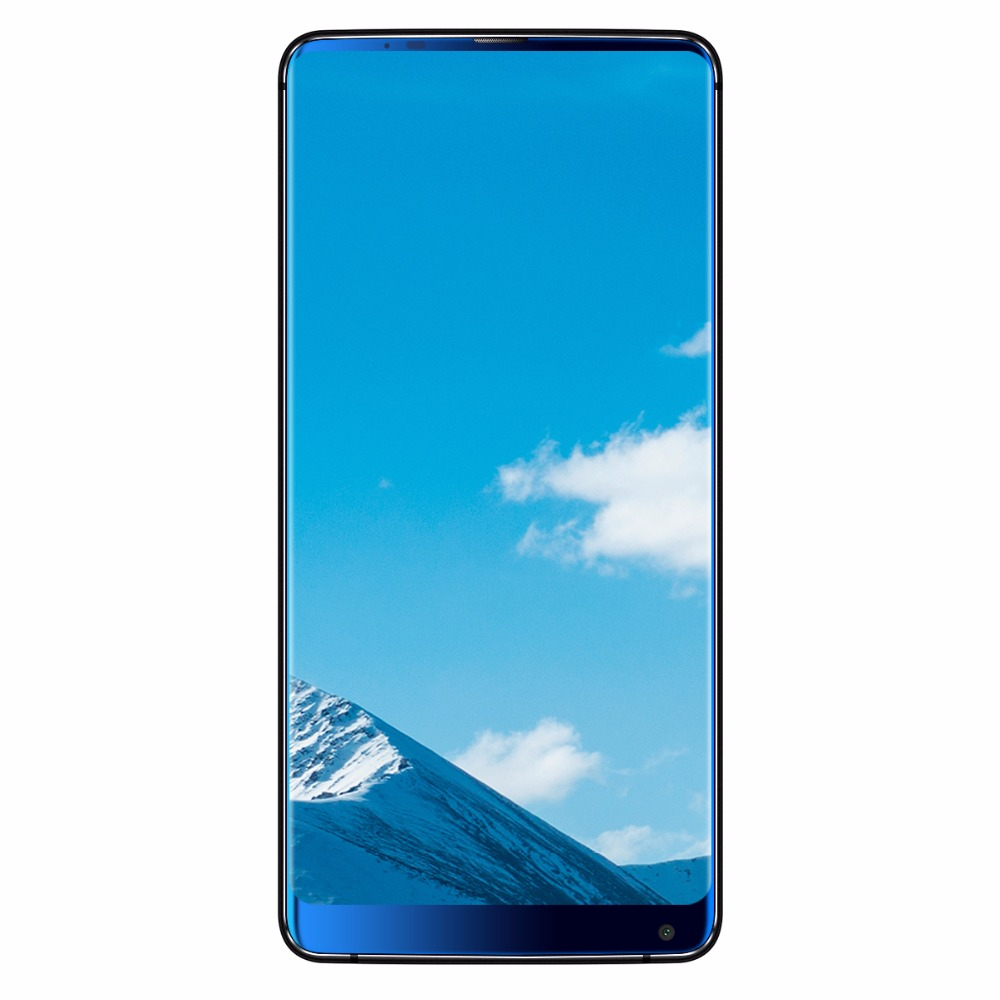 VKworld S8 5500 mah charge Rapide Mobile Téléphone 5.99 18:9 FHD MT6750T Octa Core Tactile ID SmartPhone 4 gb + 64 gb Android 7.0 16MP OTA