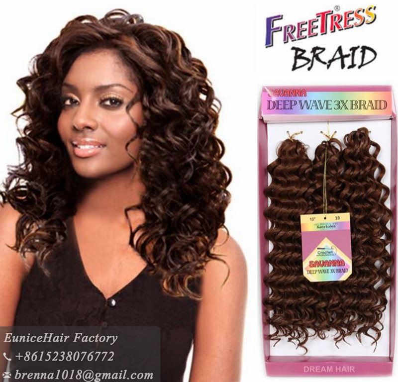 Aliexpress Com Buy Synthetic Freetress Crochet Braids