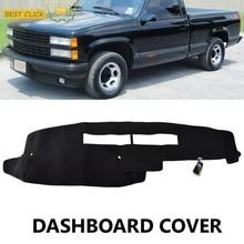Xukey Dashboard Cover Dash Mat Dashmat For Chevrolet Silverado C1500 C2500 C3500 K1500 K2500 K3500 1988   1994