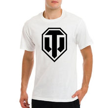 World of tanks WoT online game gamer symbol logo geek nerd t-shirt New T Shirts Funny Tops Tee Unisex