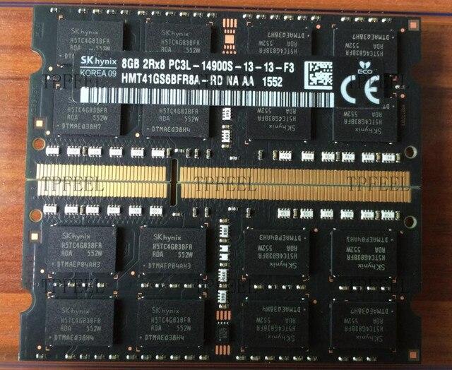 """8 ГБ PC3-14900s SO-DIMM DDR3 1867 МГц 204 Контактный Памяти Обновления Комплект Для 2015 (в конце) имак 27 """"ж/Retina 5 К модели и Пк"""