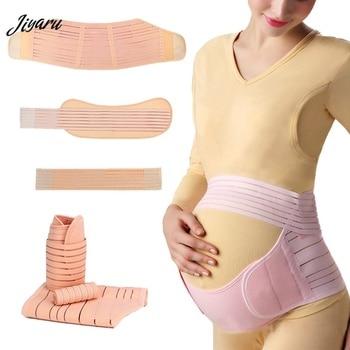 29286e624 La atención Prenatal Atlético vendas embarazo cinturones embarazada  posparto corsé bandas de vientre maternidad cinturones de soporte