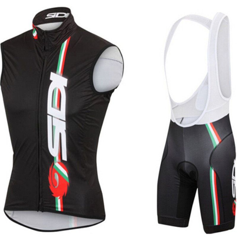 ФОТО New Design Sleeveless Bicycle Jersey Cycling Vest Bicycle Clothes/Breathable Ropa Ciclismo Quick-Dry Cycling Clothing Man