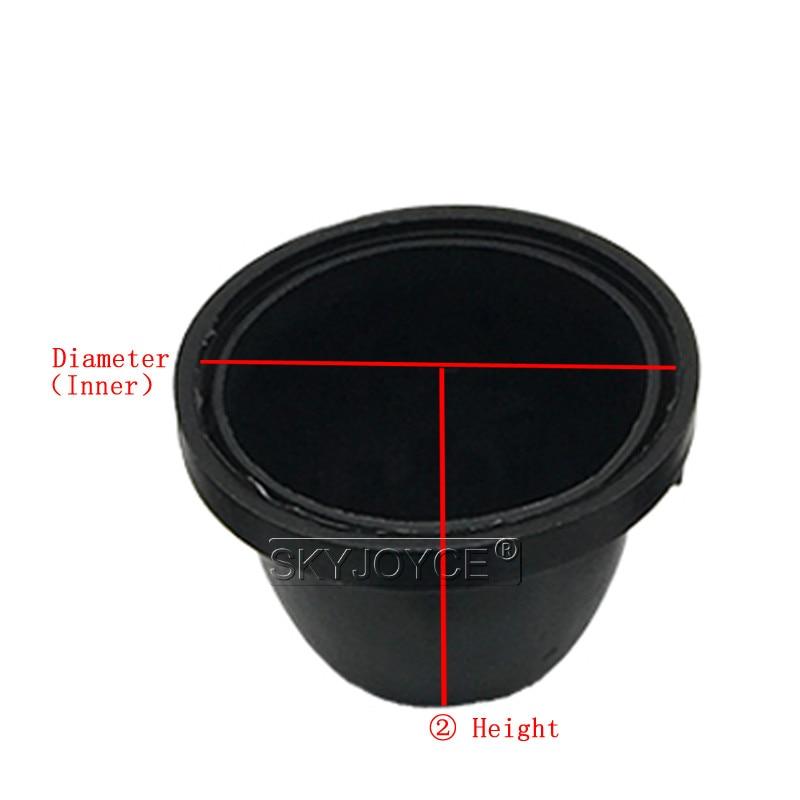 1 unid H4 Coche LED faro Cubierta de polvo Moto COB Bombilla LED - Luces del coche - foto 3