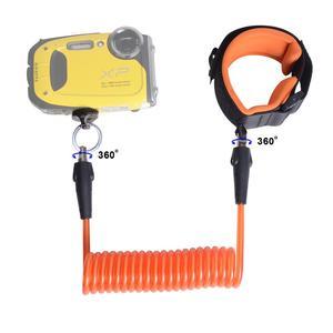 Image 2 - Fantaseal الغوص شريط للرسغ كاميرا تحت الماء حزام العائمة لسوني FDR X3000 HDR AS300 AS50R AS50 AS30V AZ1 الرياضة كاميرا