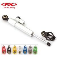 FX CNC Motorcycle Accessories Damper Stabilizer Damper Steering Reversed Safety Control For HONDA CBR600RR 2007 2016