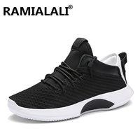 Running Shoes for Man Black White Sport Shoes Men Sneakers Zapatos Corrientes De Verano Chaussure Homme De Marque