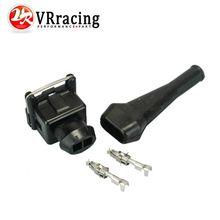 VR RACING-EV1 Топливная форсунка разъемы для многих автомобилей EV1 заглушка инжектора VR-FIC12