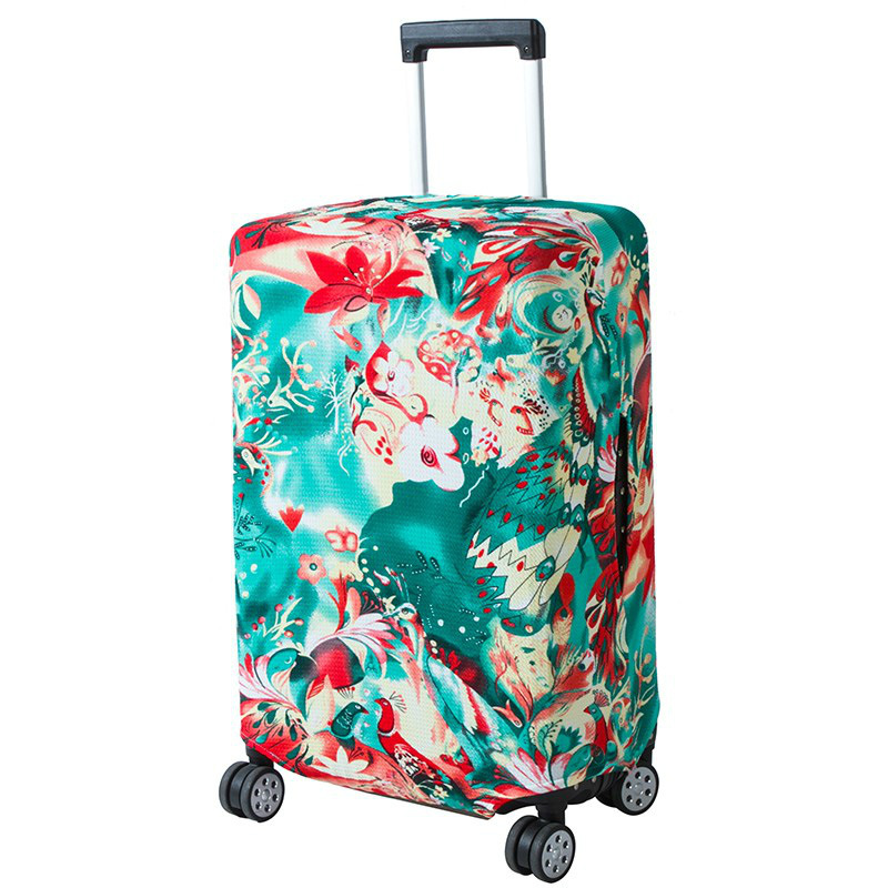 USDROPSHIP New suitcase dust cover high quality elastic protection sleeve for 18-28 inch dustproof trolley protective cover