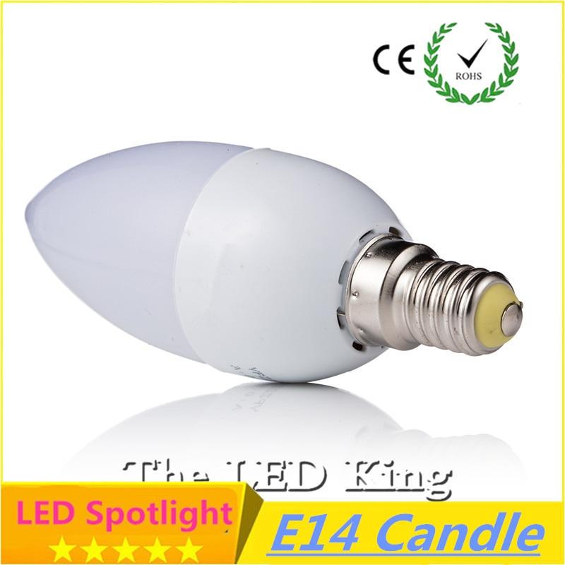 E14 Led свеча энергосберегающая лампа световая лампа Velas Led Decorativas Домашнее освещение декоративная светодиодная лампа E14 220V 5W 3W