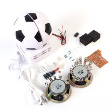 Mini Loudspeaker Ball Shaped DIY Kit