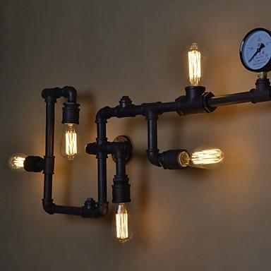 Antik Edison Retro Vintage fali lámpa otthoni világításhoz - Beltéri világítás - Fénykép 5