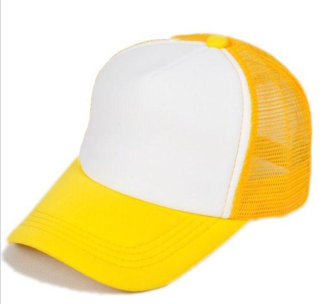 Yellow Baseball net 5c64f225d7efa